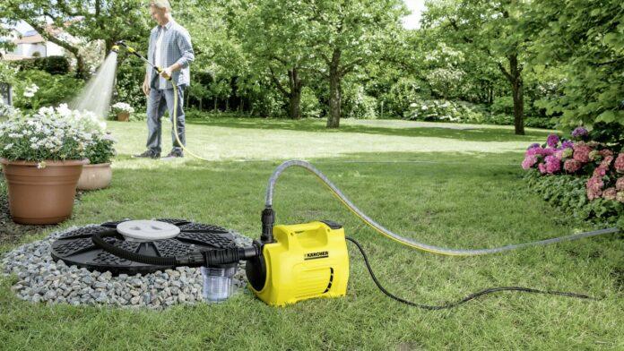 Pompe à eau Karcher BP3